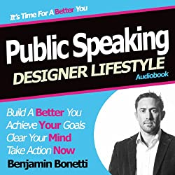 Designer Lifestyle - Public Speaking