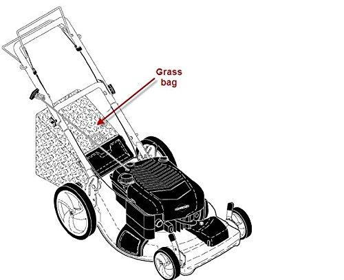 Craftsman 583327401 Lawn Mower Grass Bag