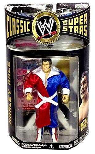 Jakks Pacific WWE Wrestling Classic Superstars Series 10 Harley Race Action Figure