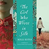 Bargain Audio Book - The Girl Who Wrote in Silk