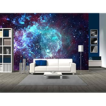 Amazoncom wall26 Star Field in Space a Nebulae and a Gas