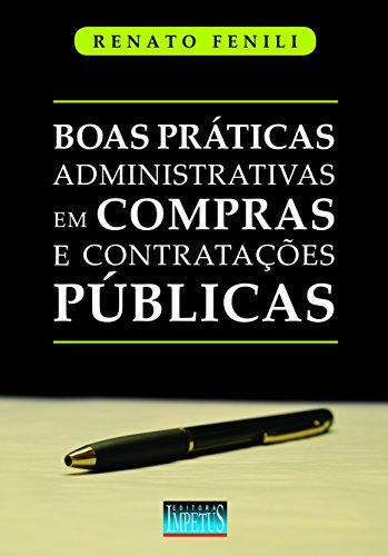 Boas Práticas Administrativas em Compras e Contratações Públicas