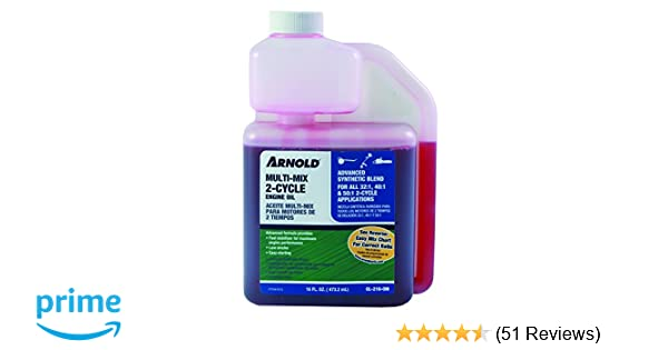 Arnold 2-Cycle 16oz. Engine Oil