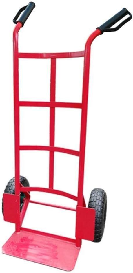 LQQGXLtrolley Multi-Purpose Trolley Folding Trolley Platform Garden Trolley Household//Commercial Freight cart