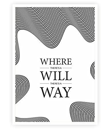 Amazoncom Lab No 4 Where Theres A Will Theres A Way Life