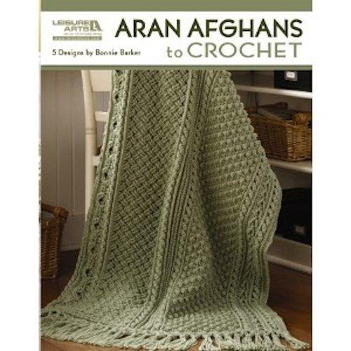 Aran Afghans to Crochet ()