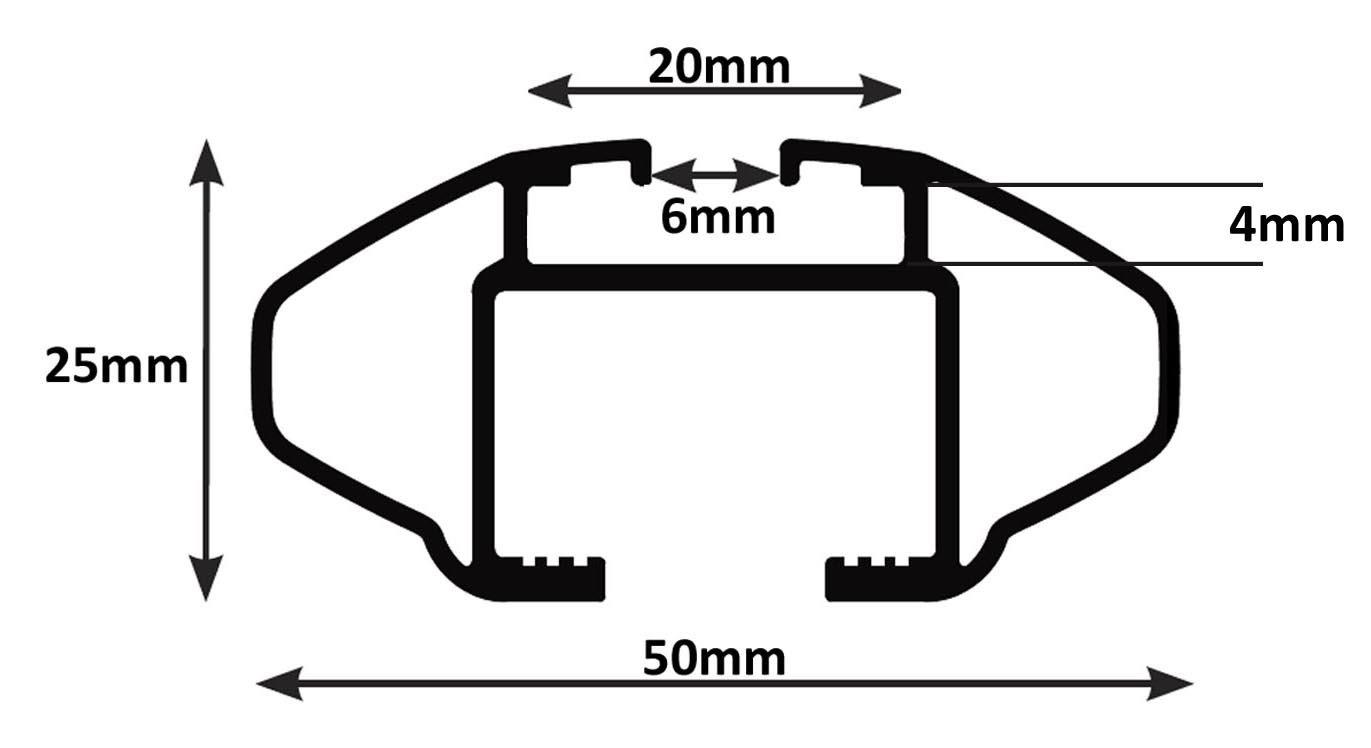 VDP JUPRE320 Coffre de Toit verrouillable avec Barres de Toit CRV120 Compatible avec Peugeot 308 SW 2008-2014 Noir Brillant 320 l 5 Portes