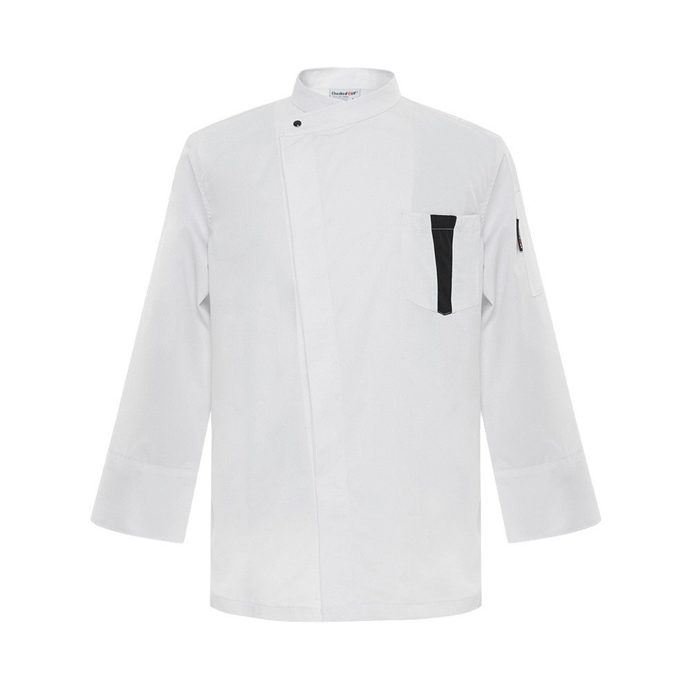 XINFU Chef's Uniform Kitchen Clothes Air Series Comfortable and Breathable Fashion Atmosphere by XINFU (Image #1)