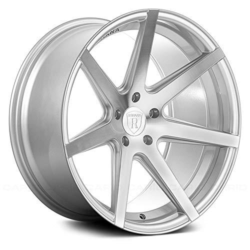 Rohana RC7 Custom Wheel Silver - with Machined Face 19