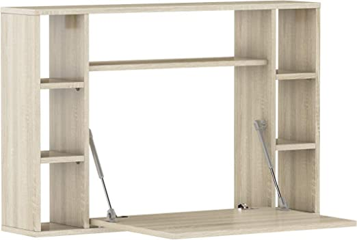 BIM Furniture Muse - Mesa de Escritorio Plegable: Amazon.es: Hogar