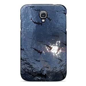 Galaxy Case - Tpu Case Protective For Galaxy S4- Hammerhead
