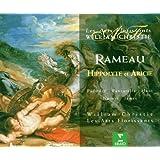 Rameau - Hippolyte et Aricie / Padmore, Panzarella, Hunt Lieberson, Naouri, James, Les Arts Florissants, Christie