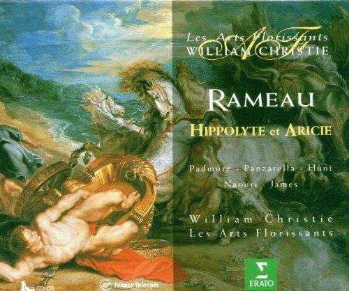 Large discharge sale Rameau - online shop Hippolyte et Aricie Naouri Hunt Padmore Panzarella