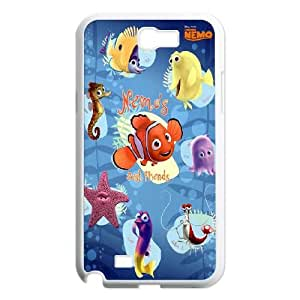 Samsung Galaxy N2 7100 Cell Phone Case White Finding Nemo qeyl
