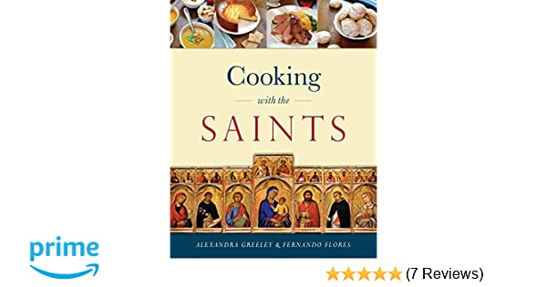 Amazon com: Cooking With the Saints (9781622825103