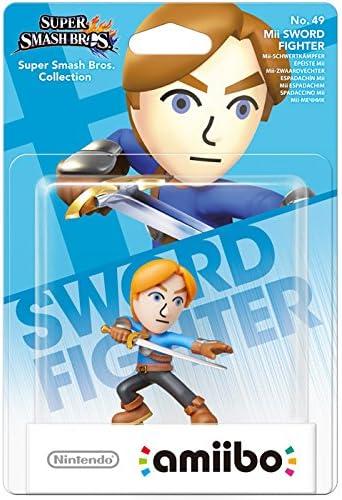 Smash Mii Swordsman