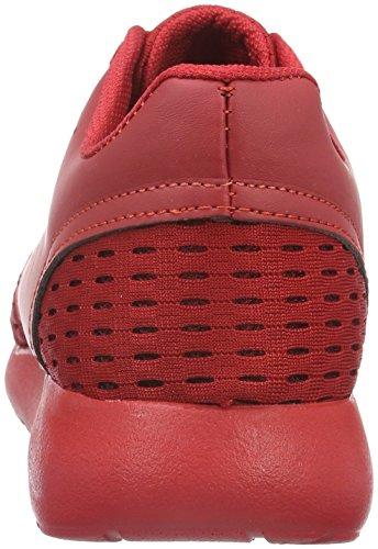 Shoemaniac - Damen und Herren, Turnschuhe, Sneakers, Low Cut - Mod. 1011 - Rot