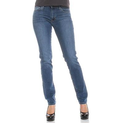 27/32 jeans levis 712 slim bleu