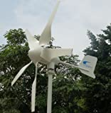 Home Wind Turbine Generator 5-Blade 500W Max/12V – Low Wind Model Picture