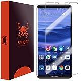 Huawei Mate 10 Pro Screen Protector, Skinomi TechSkin Full Coverage Screen Protector for Huawei Mate 10 Pro Clear HD Anti-Bubble Film