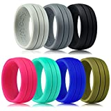 King Will Mens Silicone Wedding Rings - Best Reviews Guide