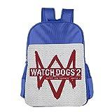 IOH Watch Dogs Kids Outdoor Knapsack RoyalBlue