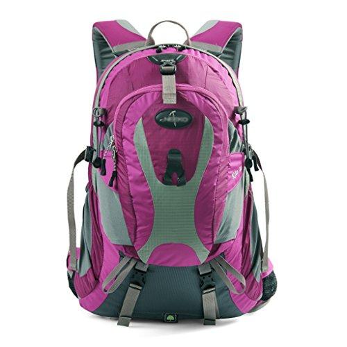 AMOS Bergsteigen Tasche Schulter und außen im Freien große Kapazität multifunktionalen Verschleiß-resistenten Reise Wanderrucksack