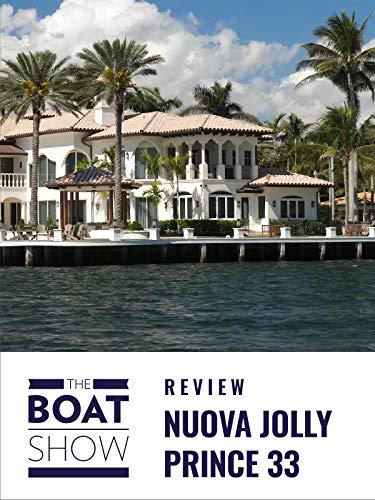 - Nuova Jolly Prince 33 Sport Cabin - The Boat Show