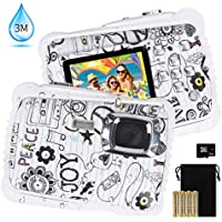 Kids Waterproof Camera, DECOMEN Digital Underwater Camera...