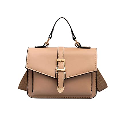 8ddd1aa62f Women Bag JJLIKER Simple Pure Color Korean Style Wild Messenger Bag