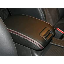 Subaru WRX 2015-16 armrest cover - extended FREE SHIPPING by RedlineGoods