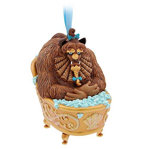 Disney The Beast Sketchbook Ornament