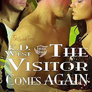 The Visitor Comes Again Audiobook