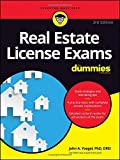 Real Estate License Exams For Dummies (For Dummies (Lifestyle)) [4/24/2017] John A. Yoegel