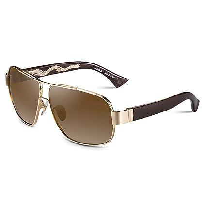 ZXW Gafas de Sol- Gafas de Sol para Hombres Gafas de Sol ...