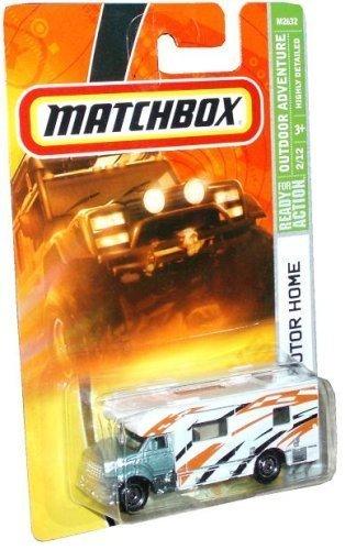 Mattel Matchbox 2007 MBX Outdoor Adventure 1:64 Scale Die Cast Metal Car # 77 : MBX Motor Home