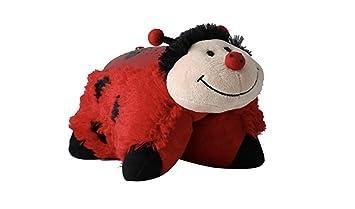 Amazon.com   Pillow Pets Dream Lites - Ms. Ladybug 11