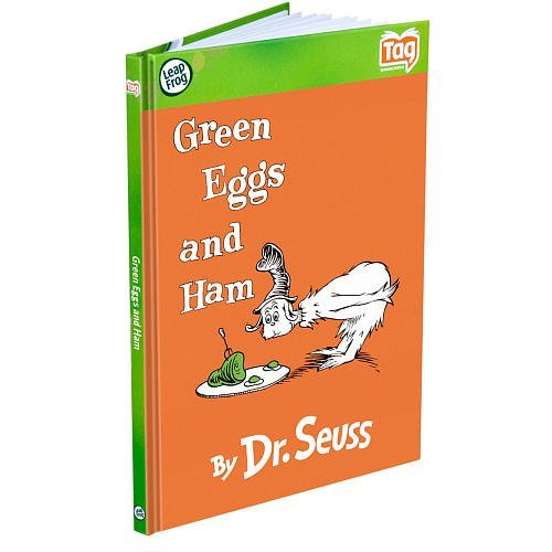LeapFrog Tag Activity Storybook Green Eggs and Ham by LeapFrog