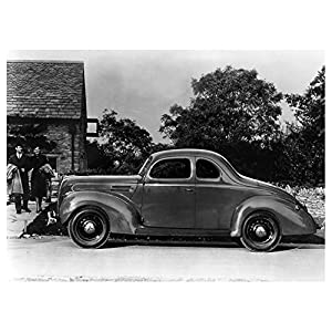 1939 Ford V8 Coupe Factory Photo