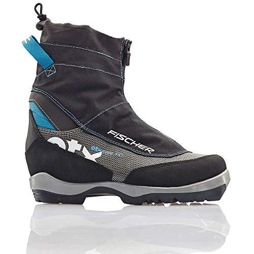 Fischer Women's Offtrack 3 BC My Style Ski Boots - 39 - Black