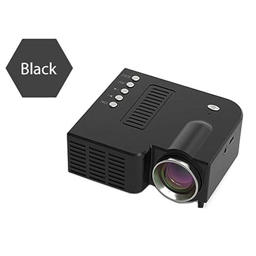 heirao4072 UC28C Mini Proyector Portátil De Video Multimedia ...