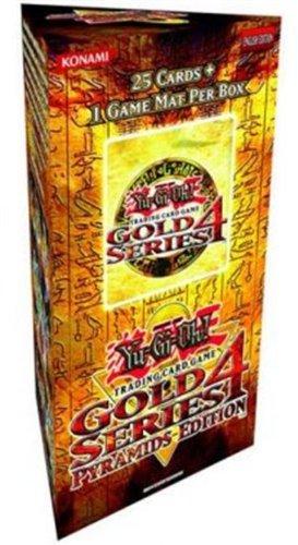 Yu-Gi-Oh! TCG: Gold Series 4 (Standard Series Box)