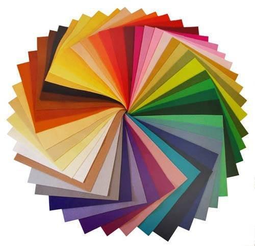 100/% Merino Wool Craft Felt CADET 18 x 18 piece