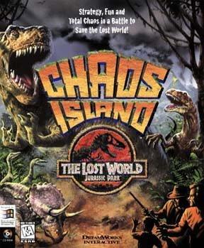 Chaos Island (Raptor Game Pc)