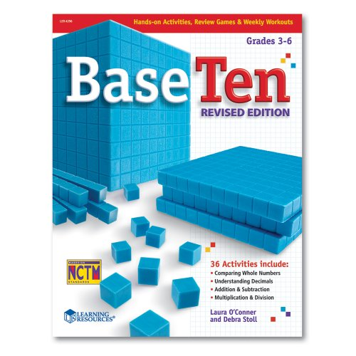 (Learning Resources Base Ten Revived)
