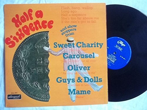 ALLEGRO SINGERS CHORUS & ORCHESTRA Hit Songs from Half a Sixpence LP