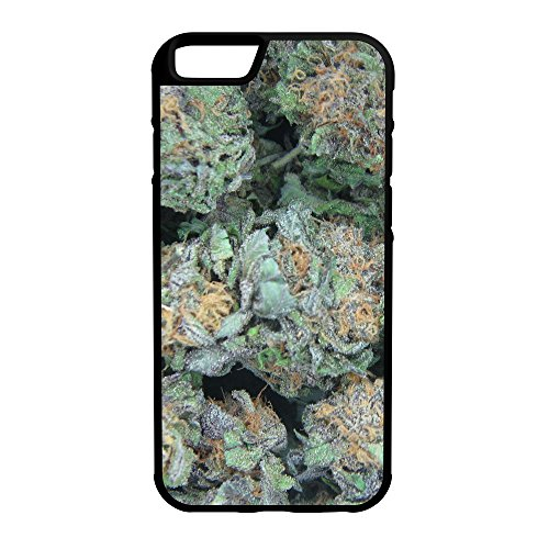 407Case Compatible with iPhone 6/6s Plus+ Weed Nuggets Protective Rubber Phone Case Marijuana Buds 420 (iPhone 6/6s Plus+) (Cases Phone Weed 6 For I)