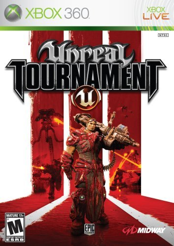 Unreal Tournament III - Xbox 360 by Midway