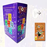 Jill Murphy The Worst Witch Series 8 Books Collection Set (The Worst Witch, Saves the Day, to the Rescue, Strikes Again, All at Sea, A Bad Spell for the Worst Witch,The Wishing Star...