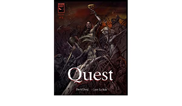 Quest Issue #1 A Pox Upon the World